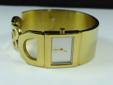 Dolce & Gabbana DW0222 Forever Gold Tone Bangle Women's Watch  $225