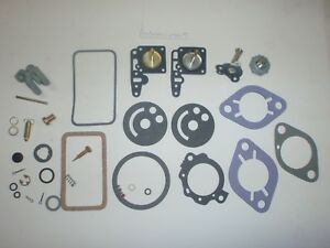Carburetor Kit 1954-1967 Ford 144 170 223 ci 6-cyl with HOLLEY 1904 & 1908 1bbl