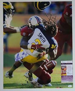 Jadeveon Clowney Signed Auto 16x20 Photo Autographed JSA COA South Carolina