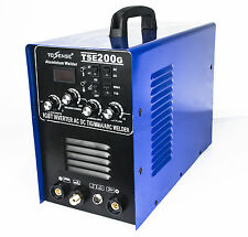 AC DC TIG MMA Aluminum Welder New Generation Of WSME 200A IGBT welding machine