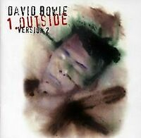Outside (New Version) von Bowie,David   CD   Zustand gut