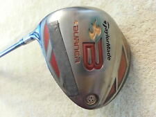 Used TaylorMade Burner 2009 Driver 10.5* - Stock RE AX 49G Mature Senior - LH