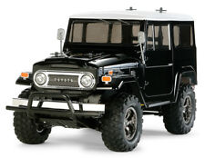 TAMIYA 58564 Toyota Land Cruiser 40 - CC01 Black Special Painted Body
