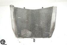 06-07 SUZUKI GSXR 600 750 ENGINE RADIATOR NO LEAKS