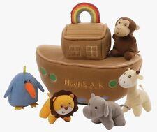 GUND Noah's Ark Large Play Set Plush Soft Toy (4053923) NEW