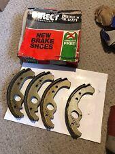 Yugo Zastava 1100, 1300, 45, 55, 311, 411, 511, 513 NOS Direct Rear Brake Shoes