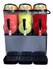 Donper Xc336 New Triple Bowl Margarita Slush Frozen Drink Machine