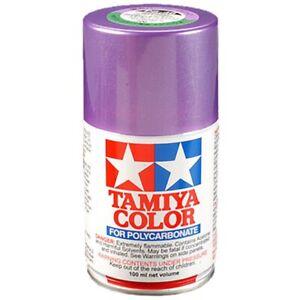 Tamiya 86046 PS-46 Purple/Green Iridescent Polycarbonate Spray Paint 100mL