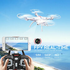 Cheerwing Syma X5SW 2.4GHz Gyro RC Headless Quadcopter