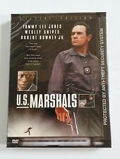 U.S. Marshals Special Edition DVD Snap Case Region 1 US/CAN ~ Brand New! SEALED!