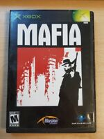 Mafia 1 Original Microsoft Xbox, 2004 Disc with Replacement Case
