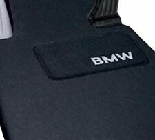 BMW FACTORY BLACK ANTHRACITE CARPET FLOOR MATS E53 X5 NEW 82110008635