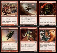 Goblins (Mono Red) Deck #2 - Chieftain - Piker 60 Cards  MTG - Magic Gathering