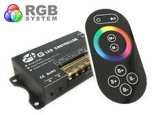 Centralina RGB 24G Full Color Controller RF Wireless 12V 24V 24A Per Bobina Led