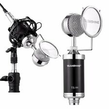 Unbranded Pro Audio Microphones with Noise-Cancelling