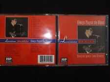 CD LOUSIANA RED / ALWAYS PLAYED THE BLUES / RARE POCHETTE /