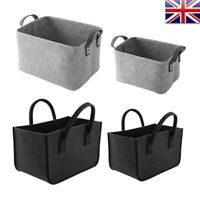 Foldable Collapsible Folding Clothes Storage Box Fabric Cube Organizer Home MALL