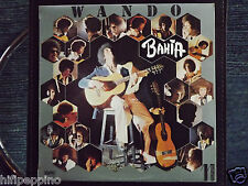 """WANDO """"BAHIA"""" VINILE LP"""