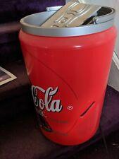 Coca-Cola Can Vintage Akura Music Center CD Cassette Tape Radio