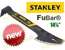 """NEW STANLEY 14¼"""" inch FUBAR DEMOLITION BAR CUTTING Wrecking STHT55134 14 inch"""