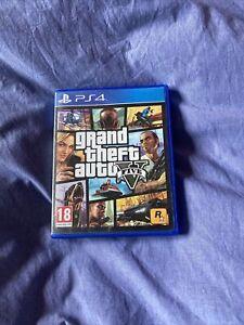 Grand Theft Auto 5 Jeux Ps4