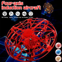 UFO Flying Ball Toys Mini Drone Quad Hand-Controlled Induction Levitation
