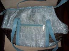 Powder Blue Pet Carrier Handbag style