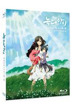 Wolf Children (Japanese, 2013, Blu-ray) Full Slip Case Edition