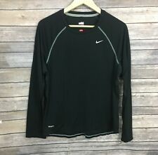 Nike Fit Dry Long Sleeve Shirt ( Size: S)