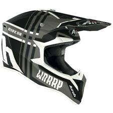 Airoh Wraap Roto Anth Mate Motocross MX Enduro Moto de Cross Atv Casco