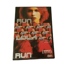 Run Lola Run (Dvd, 1999, Original in German) Franka Potente Herbert Knaup