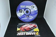 Test Drive 4 (Sony Playsation 1) - PAL - Nur die CD