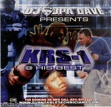 The Best of KRS ONE DJ Supa Dave Rare Classic (Mix CD) Rap Hip Hop Mixtape