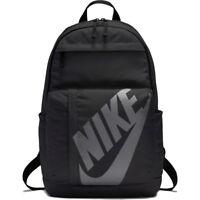 Nike Elemental Rucksack Backpack Unisex Sportswear Sport School Bag Gym Black