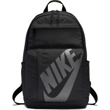 Nike Elemental Rucksack Backpack Unisex Sportswear Sport School Bag Gym Black