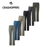 Craghoppers Women's Kiwi Pro Stretch Hiking Golf Trousers. CWJ 1072 RRP £50