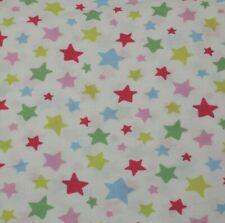 Remnants Cath Kidston Multi Star Cotton Haberdashery Fabric