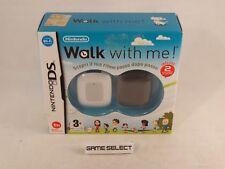 WALK WITH ME! con CONTAPASSI NINTENDO DS DSi NDS 2DS 3DS PAL ITA ITALIANO NUOVO