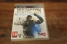 RED FACTION ARMAGEDDON     ----- pour PS3