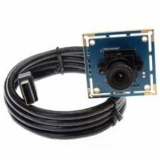38x38mm / 32X32mm 12mm Lens USB Camera Module 0.3MP CMOS OV7725 VGA Latop Webcam