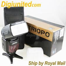 Triopo TR-980 TTL Flash Speedlite TR980C for Canon EOS Camera 6D 650D 580EX II