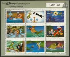 Grenada 1545 MNH Disney, Peter Pan, Dog