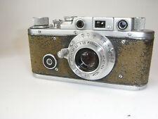 Zorki IIC (Leica copia) con 3,5/50mm