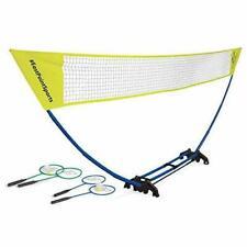 NEW! EastPoint Sports Easy Setup Regulation Badminton Set w/ Case FREE SHIPPING!