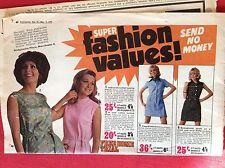m2d ephemera 1972 advert folded marshall ward super styles