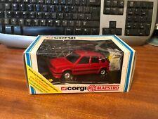 Corgi Toys #1009 Maestro MG1600 - Red - Boxed