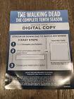 The Walking Dead Season 10 HD Digital Movie Code (from blu-ray)