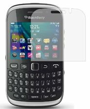 2 Pack Screen Protectors Cover Guard Film For Blackberry 9320 Curve