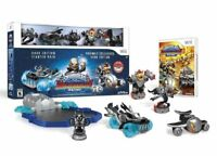 Skylanders SuperChargers Dark Edition with Exclusive Dark Bowser Amiibo for N...