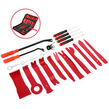 32X Car Door Automotive Trim Removal Kit Pry Tool Plastic Upholstery Audio Panel